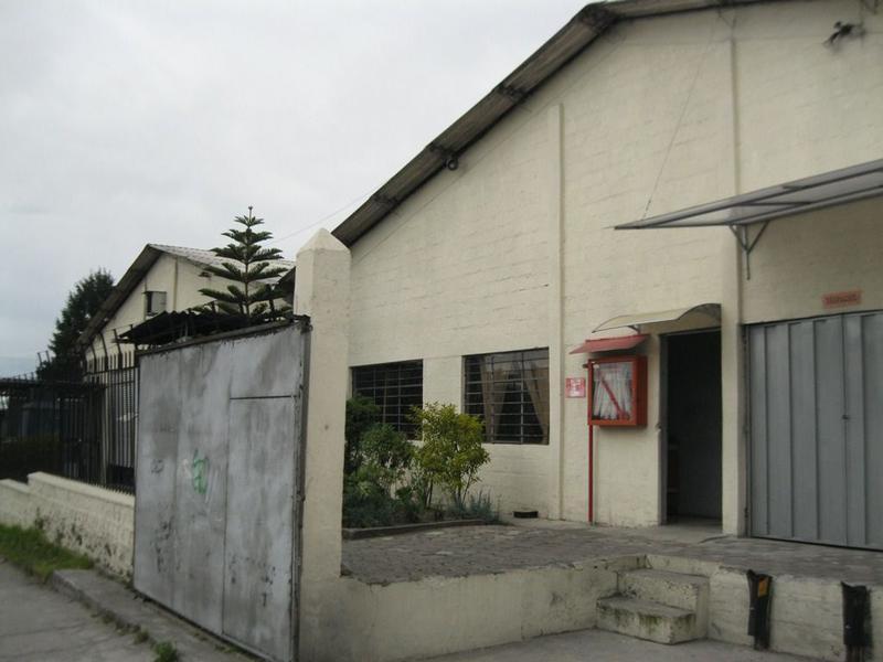 Foto Galpón en Venta | Alquiler en  Carcelén,  Quito  Carcelén Industrial, galpón en vía principal