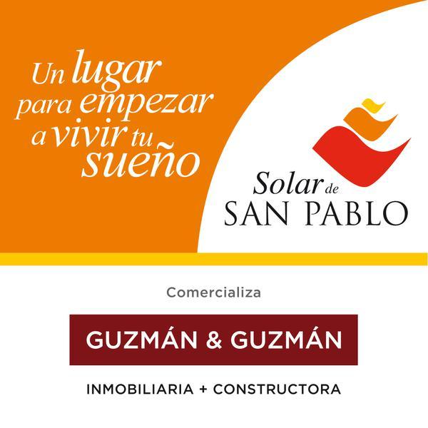 Foto Terreno en Venta en  Lules ,  Tucumán  B° privado solar de san pablo Financiados!
