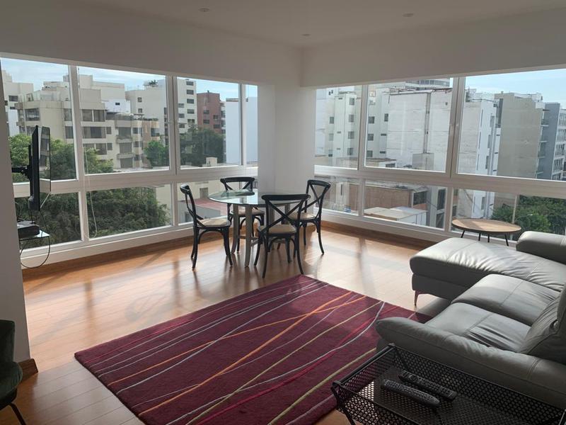 Foto Departamento en Alquiler |  en  Miraflores,  Lima  Calle Colon 635