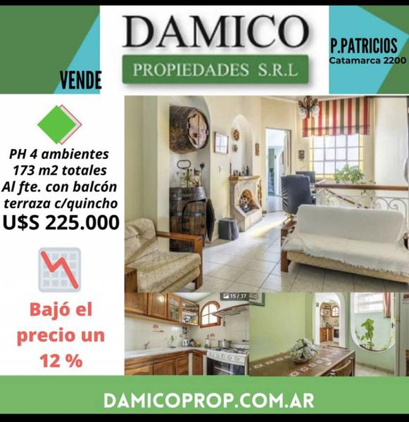 Foto PH en Venta en  Parque Patricios ,  Capital Federal  Catamarca al 2200