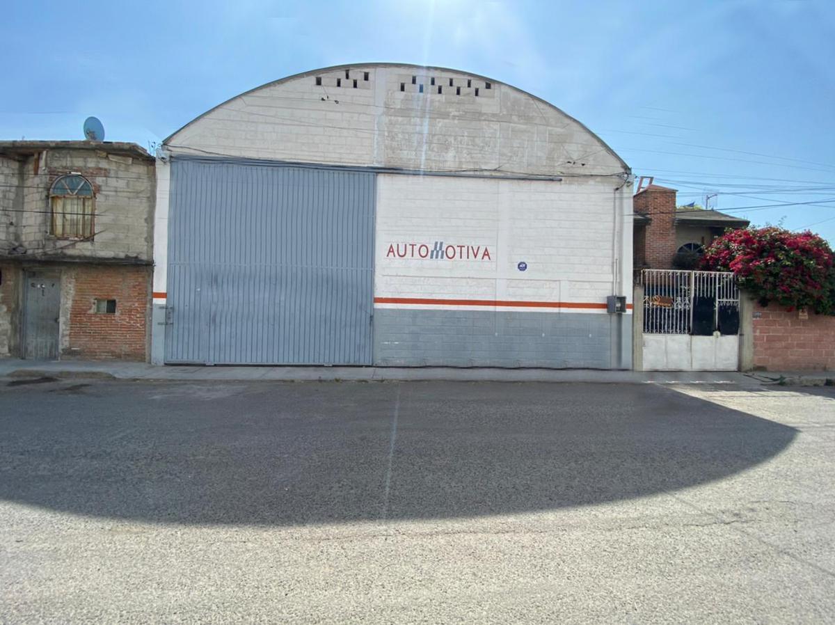 Foto Bodega Industrial en Renta en  Santa Cruz Buenavista,  Puebla  Bodega en renta en La Recta a Cholula Zavaleta Puebla