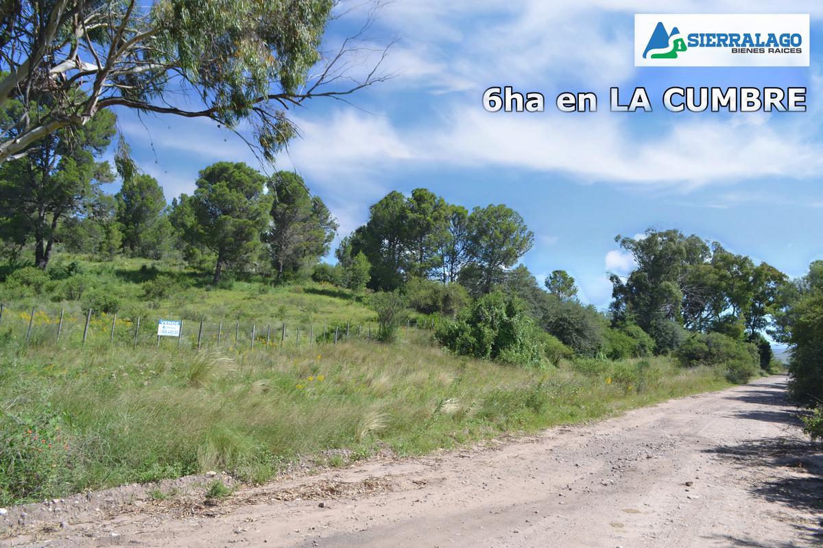 Foto Campo en Venta |  en  La Cumbre,  Punilla  A metros del Golf Club de La Cumbre