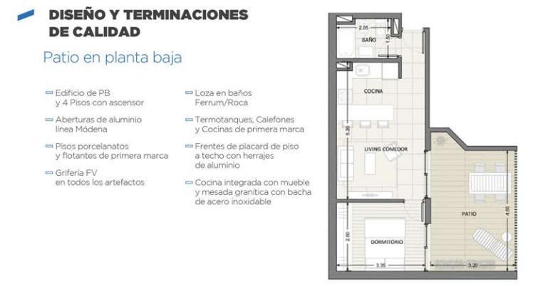 Foto Departamento en Venta en  Rosario ,  Santa Fe  Tucuman 3317 PB