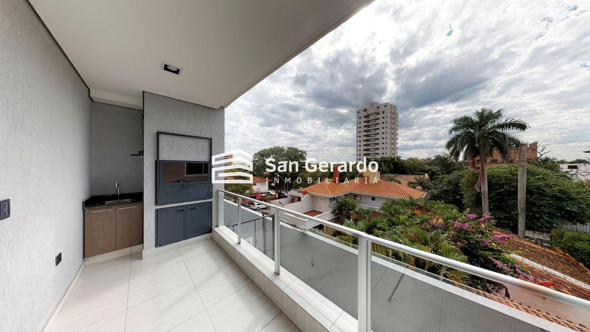 Foto Departamento en Alquiler en  Las Lomas,  Santisima Trinidad  Zona Shopping del Sol, Quinto Piso, Departamento 502