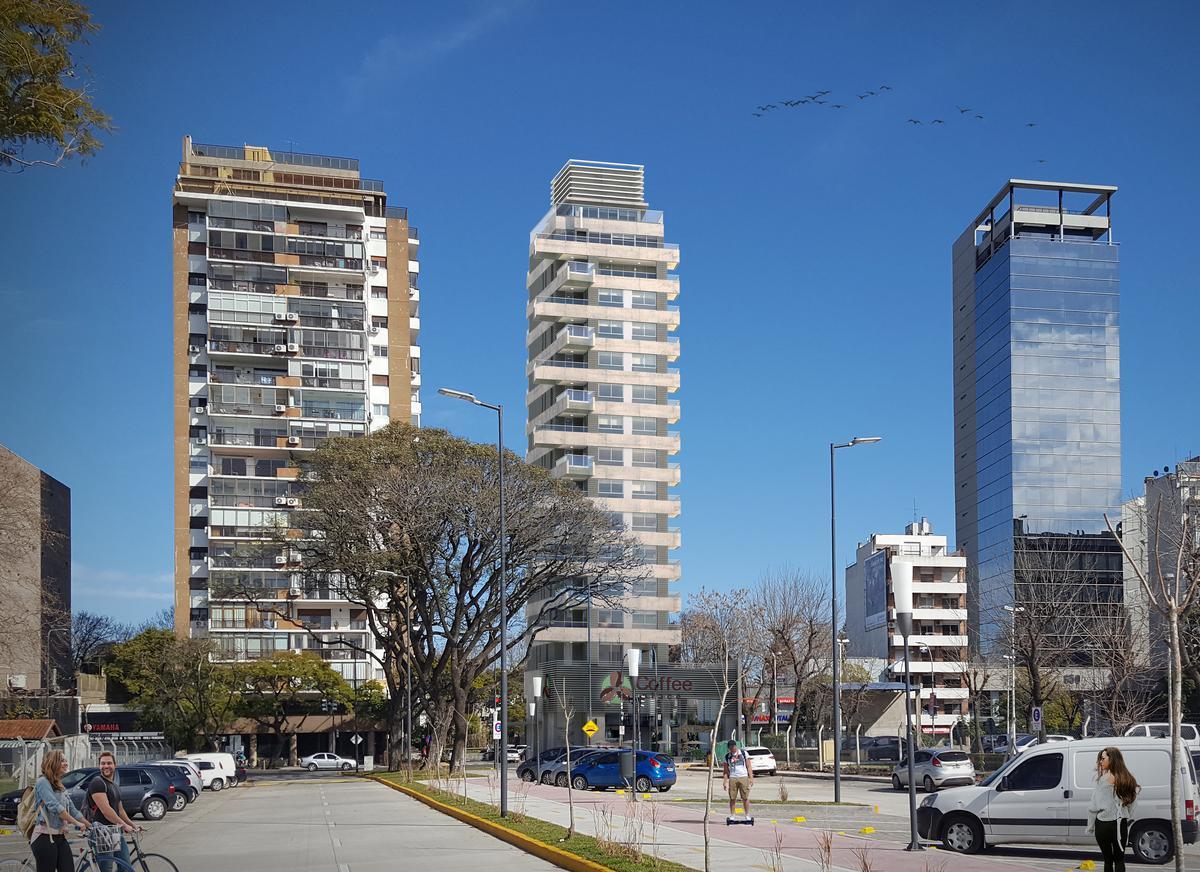 Foto Departamento en Venta en  V.Lopez-Vias/Rio,  Vicente Lopez  Av. Libertador 602, 12° A