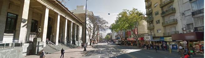 Foto Local en Alquiler en  Cordón ,  Montevideo  ESPECTACULAR LOCAL SOBRE 18 DE JULIO, EXPOSICIÓN Y DEPÓSITO, 500m2