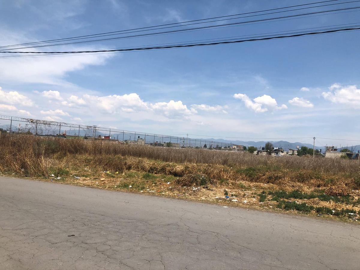 Foto Terreno en Venta en  San Pedro Totoltepec,  Toluca  Terreno en Venta en San Pedro Totoltepec, Toluca