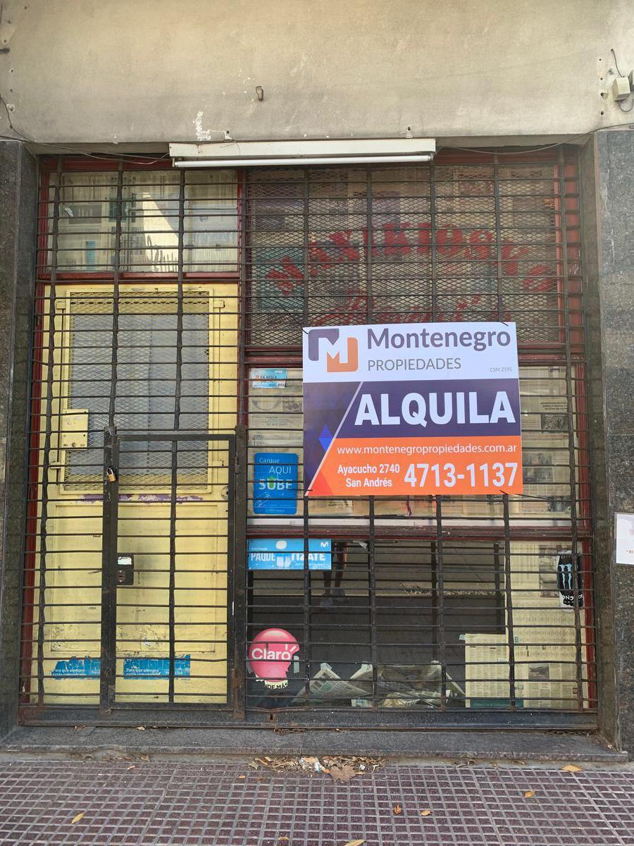 Foto Local en Alquiler en  Villa Ballester,  General San Martin  Artigas Nº 4806