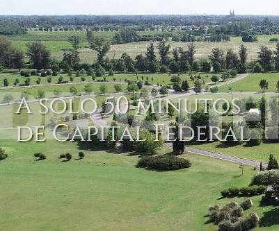 Foto Terreno en Venta en  Everlinks Golf & Country Club,  Countries/B.Cerrado (Lujan)  OPORTUNIDAD LOTE FRENTE LAGO  EN  EVERLINKS COUNTRY