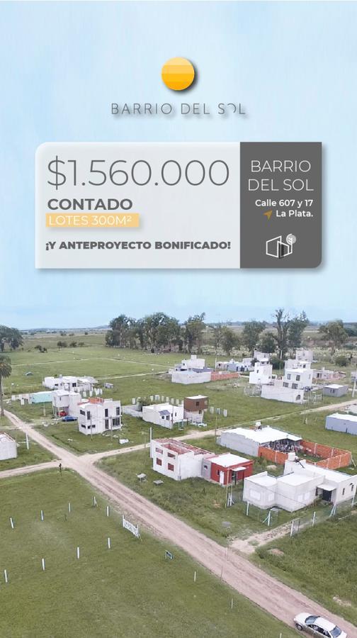 Foto Terreno en Venta en  La Plata,  La Plata  La Plata