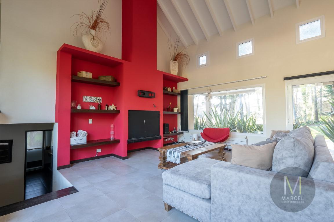 Foto Casa en Alquiler temporario en  Alamos,  Pinamar  Tres Carabelas