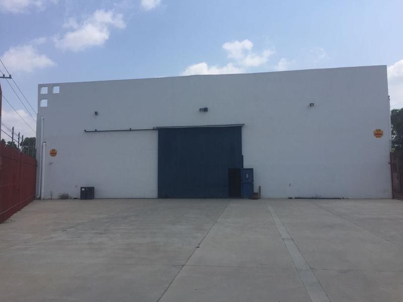 Foto Nave Industrial en Renta en  Soledad de Graciano Sanchez Centro,  Soledad de Graciano Sánchez  NAVE EN RENTA EN CARRETERA A MATEHUALA, SAN LUIS POTOSI