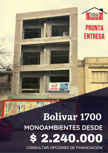 Foto Departamento en Venta en  San Miguel De Tucumán,  Capital  BOLIVAR al 1700
