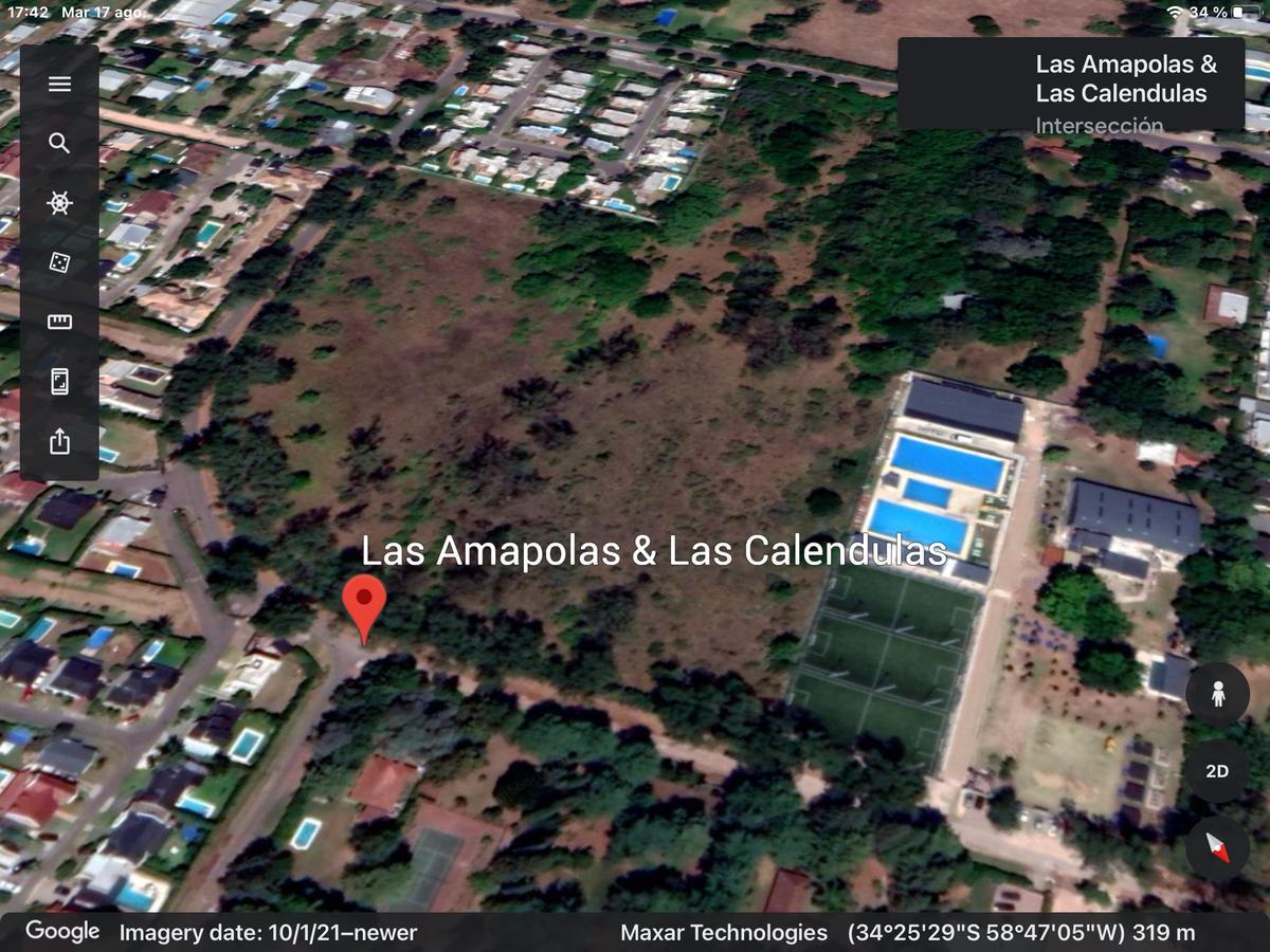 Foto Terreno en Venta en  H.Park,  Del Viso  Las Calendulas y Las Amapolas