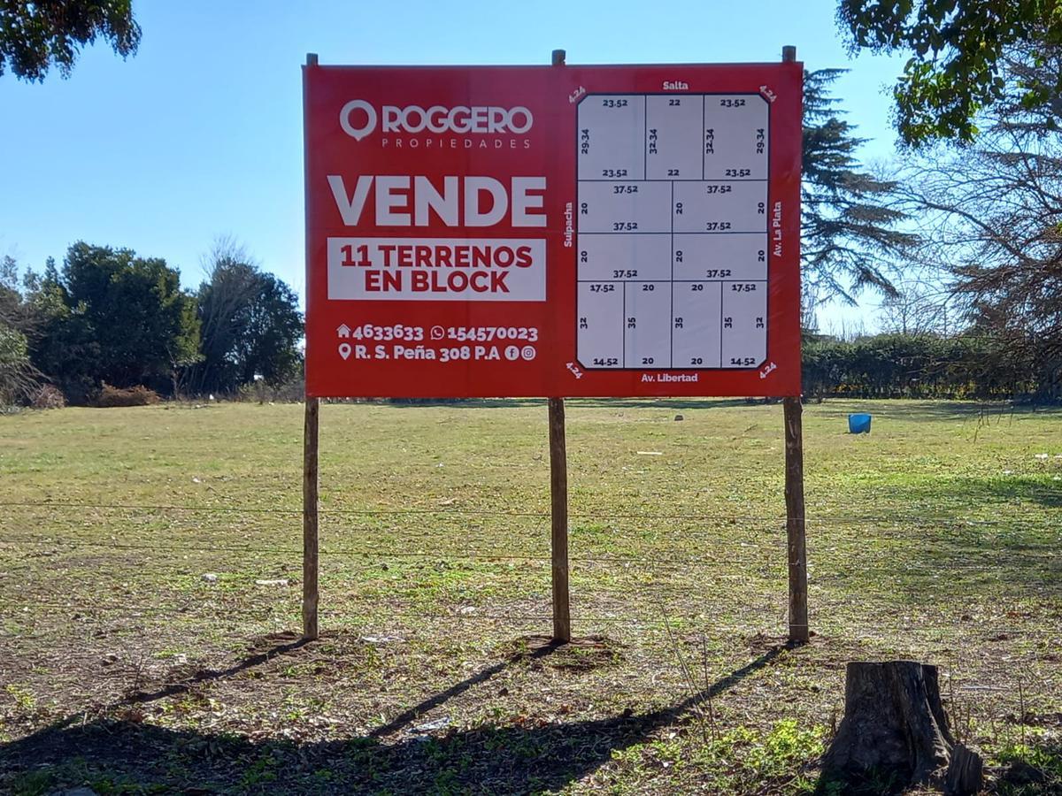Foto Terreno en Venta en  Junin,  Junin  Av. Libertad y Av. La Plata