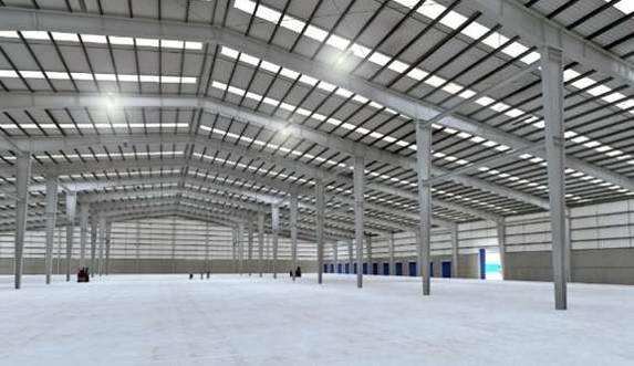 Foto Nave Industrial en Renta en  Cuautlancingo ,  Puebla  RENTA DE BODEGA EN PARQUE INDUSTRIAL