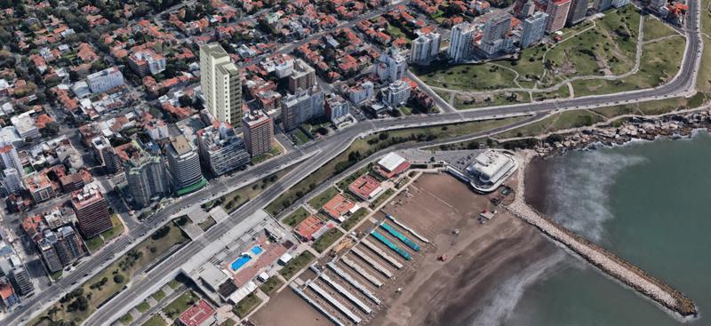 Foto Departamento en Venta en  Playa Grande,  Mar Del Plata  Aristobulo Del valle y Primera Junta