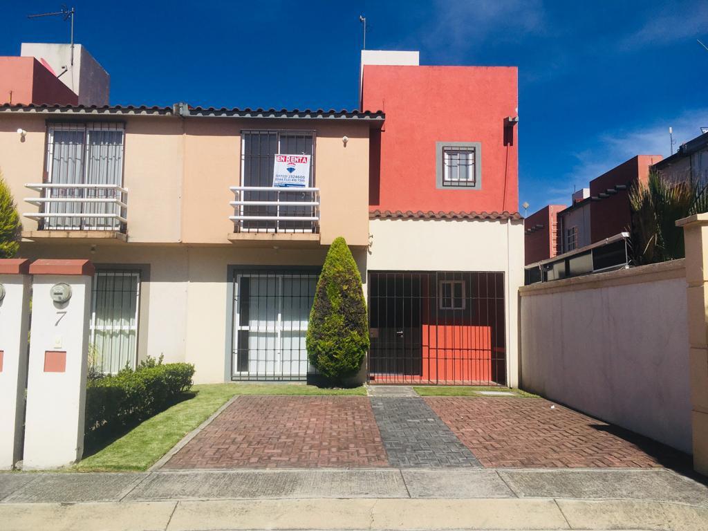 Foto Casa en condominio en Renta en  Toluca,  Toluca          Privada Macerata