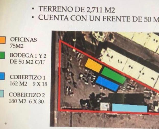 Foto Terreno en Venta en  San Luis,  Hermosillo  SE VENDE PROPIEDAD COMERCIAL POR BLVD. ENRIQUE MAZON SALIDA A NOGALES