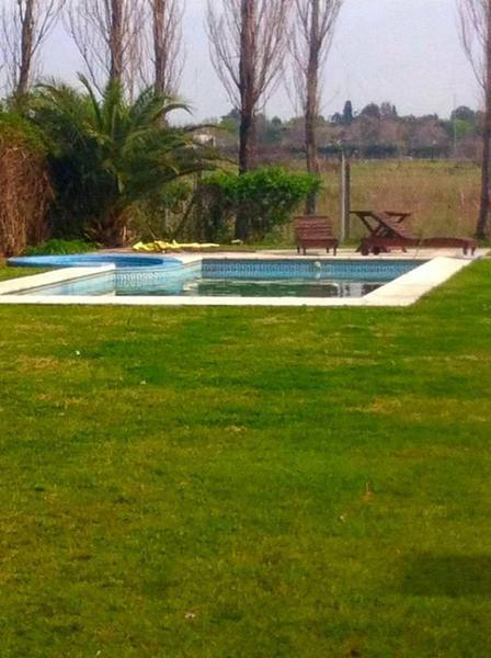 Foto Casa en Alquiler temporario en  Tigre,  Tigre  Av. Nordelta 100
