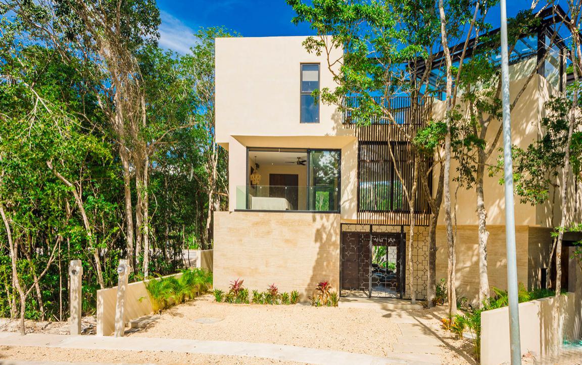 Foto Casa en Venta en  Aldea Zama,  Tulum    Casa en venta Tulum Aldea Zama