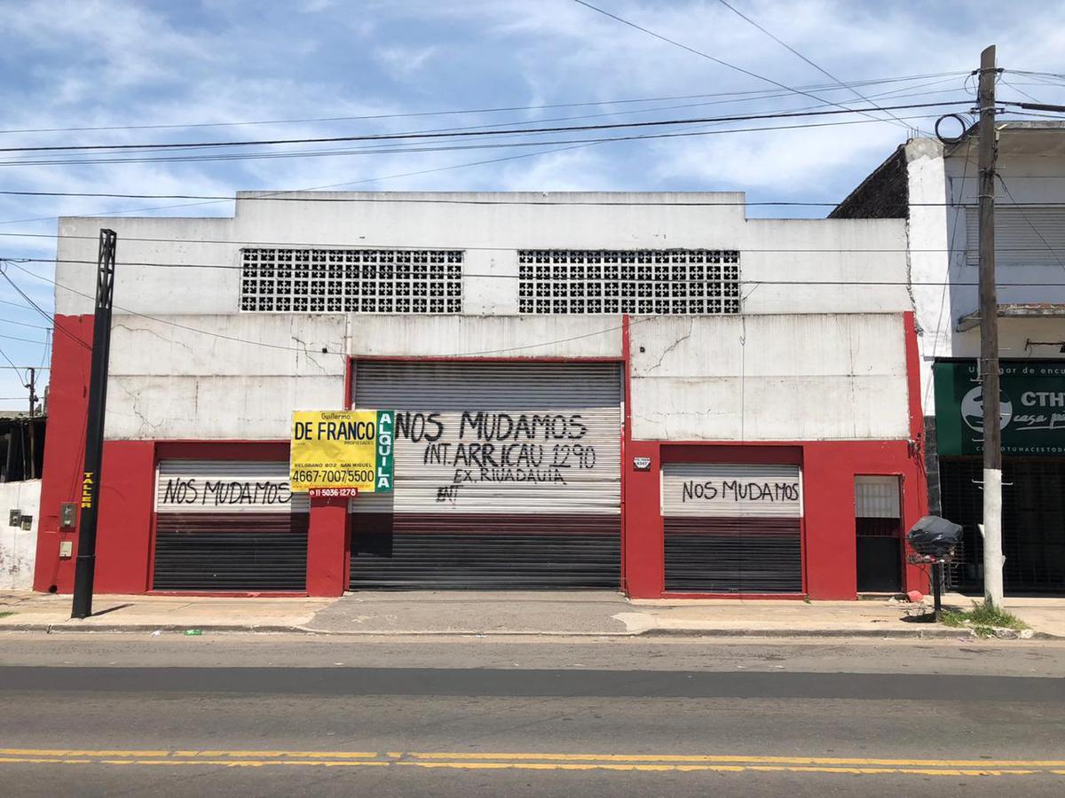 Foto Local en Alquiler en  Jose Clemente Paz,  Jose Clemente Paz  PTE. PERON al 4300