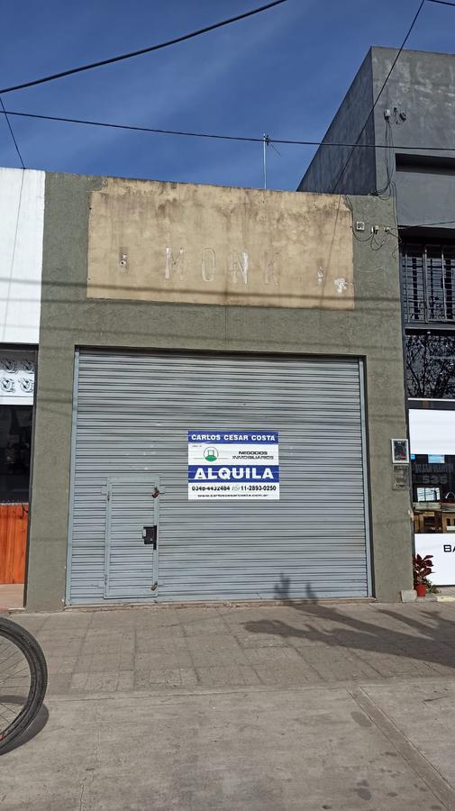 Foto Local en Alquiler en  Escobar ,  G.B.A. Zona Norte  Av san Martin al 500