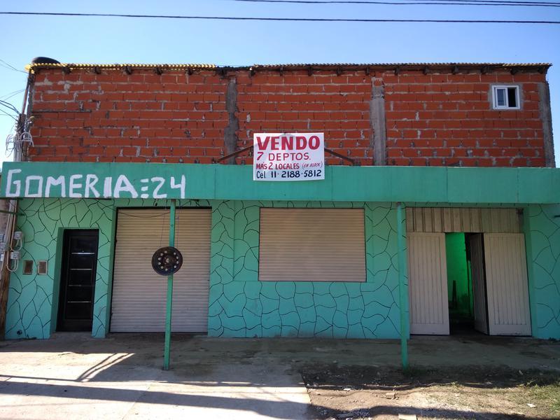 Foto Edificio Comercial en Venta en  La Base,  Jose Clemente Paz  Saavedra Lamas al 200