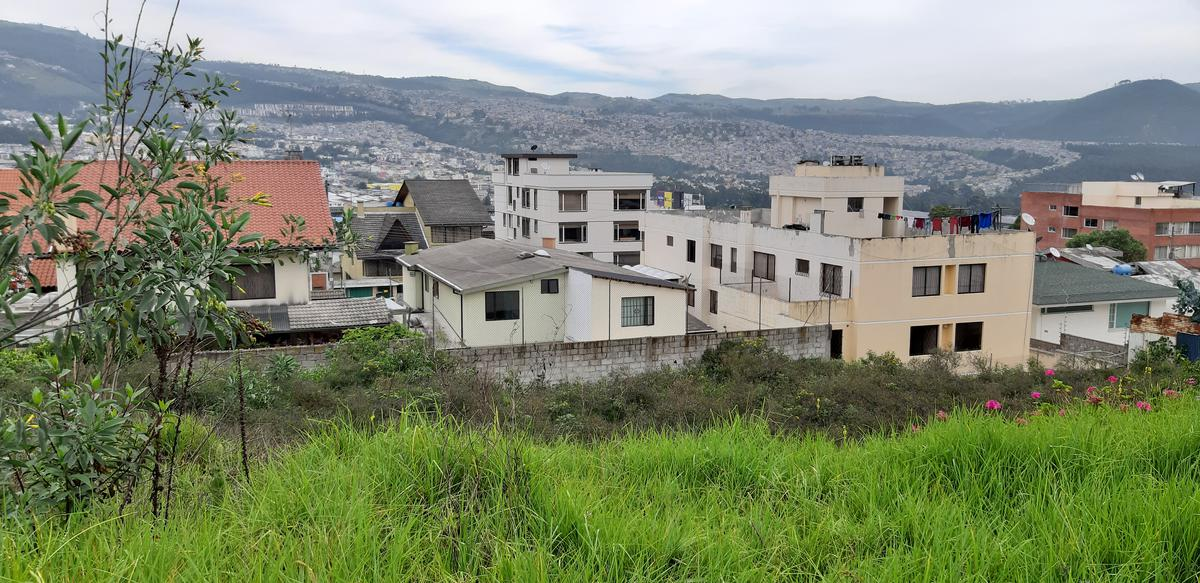 Foto Terreno en Venta en  Quito ,  Pichincha  Ponceano