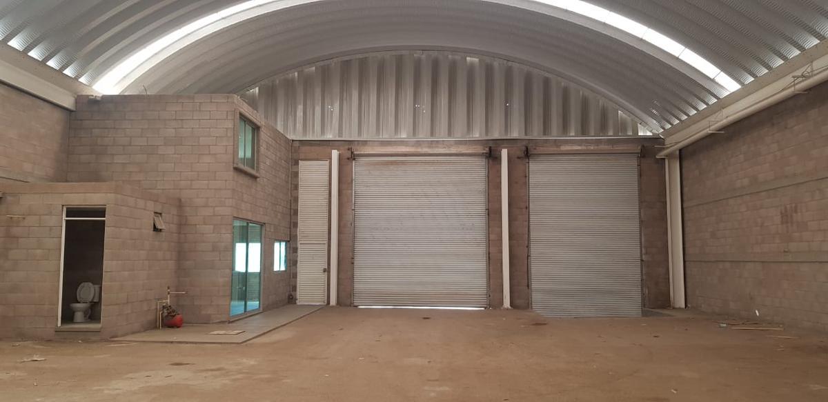 Foto Bodega Industrial en Renta en  Aguascalientes ,  Aguascalientes  Bodega en Renta Parque Industrial Siglo XXI