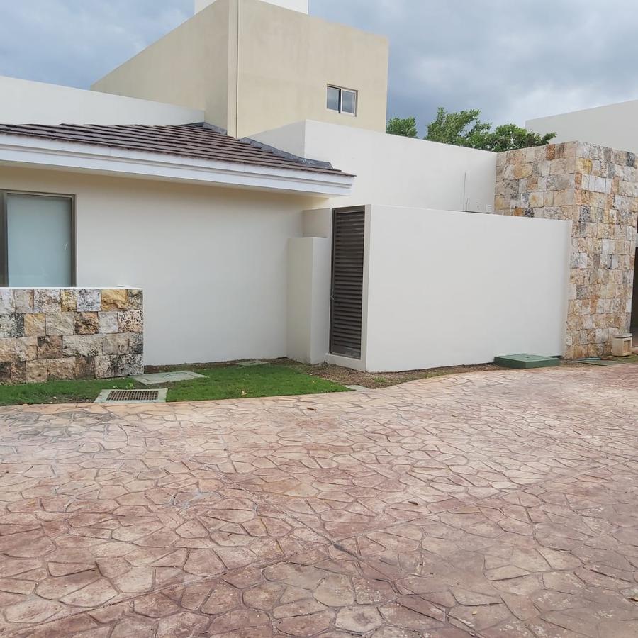 Foto Casa en Renta en  Yucatán Country Club,  Mérida  Villa en renta en Merida, Country Club, campo de Golf
