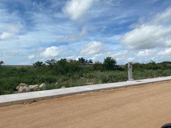 Foto Terreno en Venta en  Conkal ,  Yucatán  Terreno en Venta Ubicada en Privada Endora en Conkal.