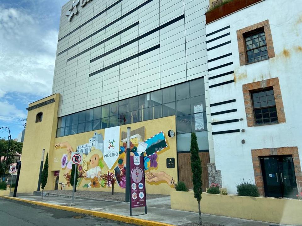 Foto Departamento en Renta en  La Merced  (Alameda),  Toluca  RENTA DEPARTAMENTO NUEVO EN EL MOLINO TOWERS  ALAMEDA CENTRAL DE TOLUCA