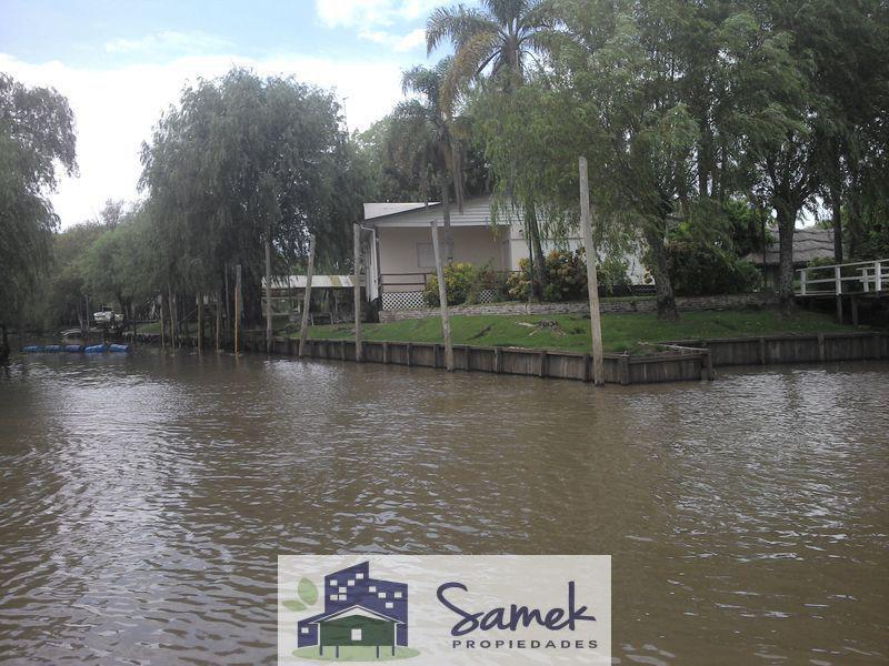 Foto Casa en Venta en   Canal Honda,  Zona Delta Tigre  Canal Honda marayui