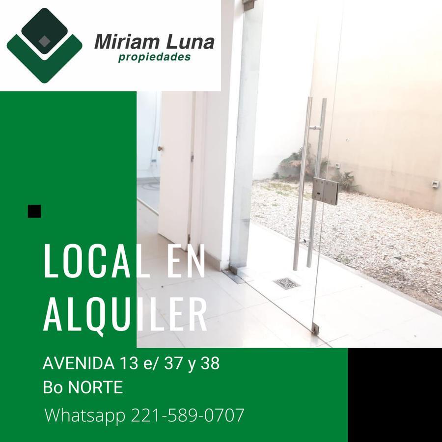 Foto Local en Alquiler en  La Plata,  La Plata  Avenida 13 e/ 37 y 38
