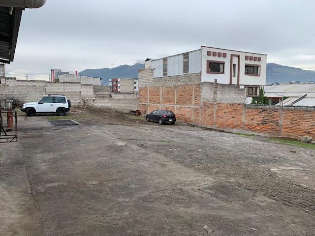 Foto Terreno en Venta en  Norte de Quito,  Quito  VeNtA TERRENO SECTOR SOLCA