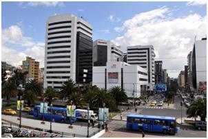Foto Oficina en Alquiler en  Centro Norte,  Quito  OFICINA VIP EDF CITY PLAZA FRENTE AL  QUICENTRO 60 MTS $650,00