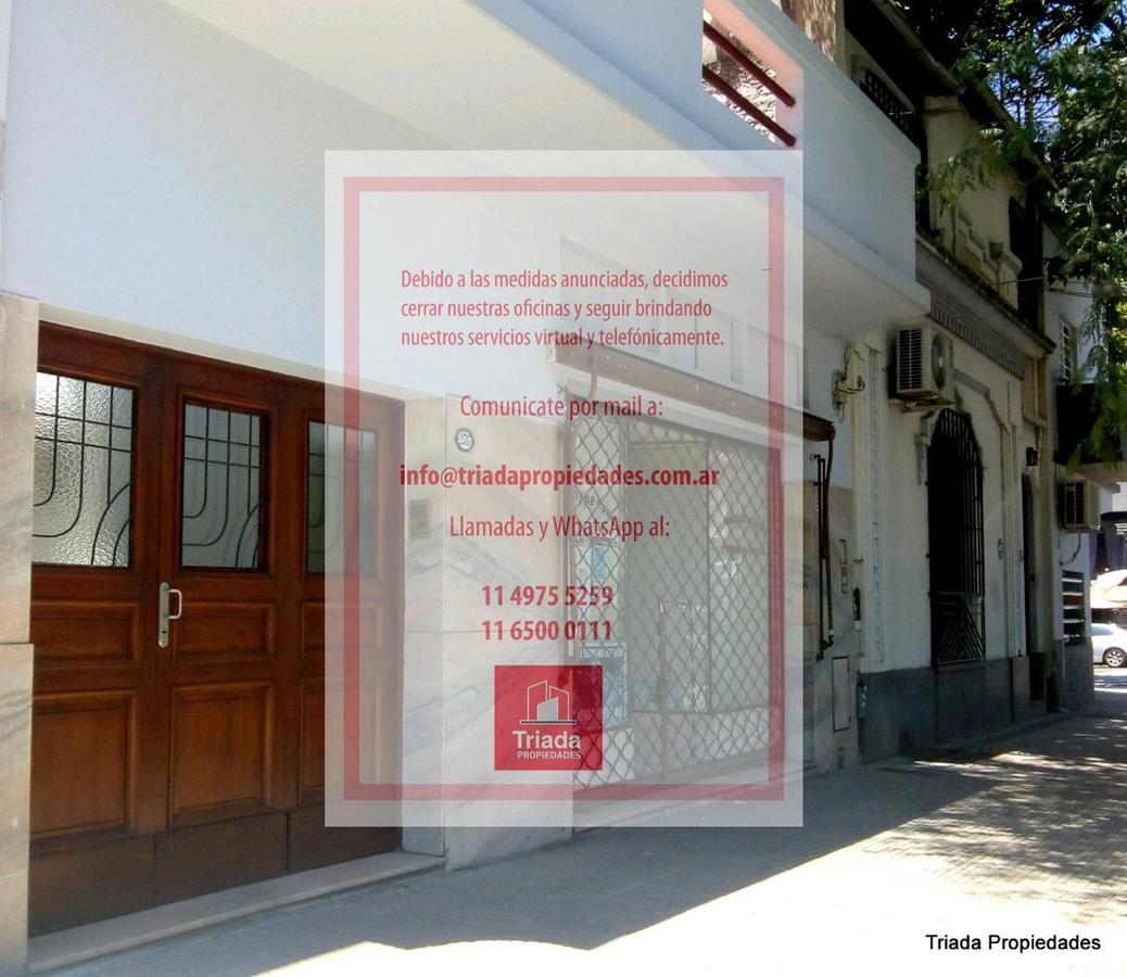 Foto Terreno en Venta en  Villa Urquiza ,  Capital Federal  Donado al 2300
