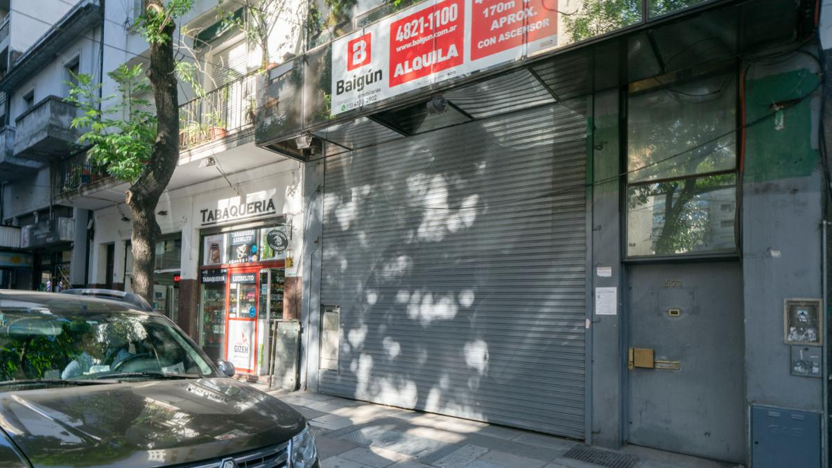 Foto Oficina en Alquiler en  Once ,  Capital Federal  Junín y Lavalle