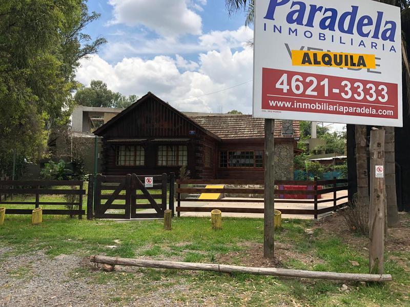 Foto Local en Alquiler en  Barrio Parque Leloir,  Ituzaingo  Reseros al 1800