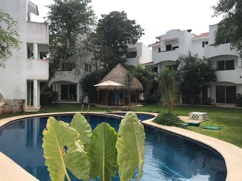 Foto Casa en Renta en  Solidaridad ,  Quintana Roo  Villa 3 Recamaras Pakal Playacar en Renta
