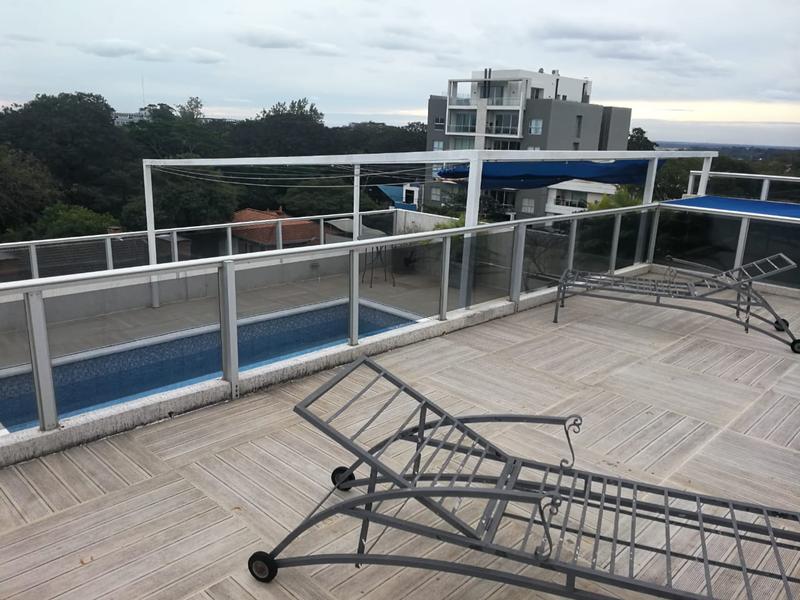 Foto Departamento en Alquiler en  Las Carmelitas,  Santisima Trinidad  Zona Banco Central del Paraguay (BCP)