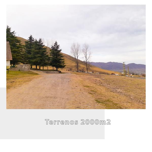 Foto Terreno en Venta en  Tafi Del Valle ,  Tucumán  El Pinar