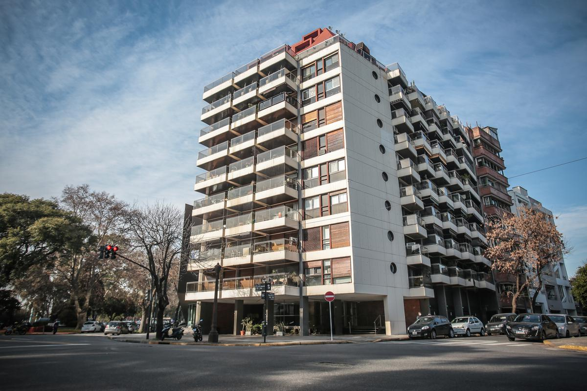 Foto Departamento en Venta en  Belgrano ,  Capital Federal  Av. Figueroa Alcorta al 7100