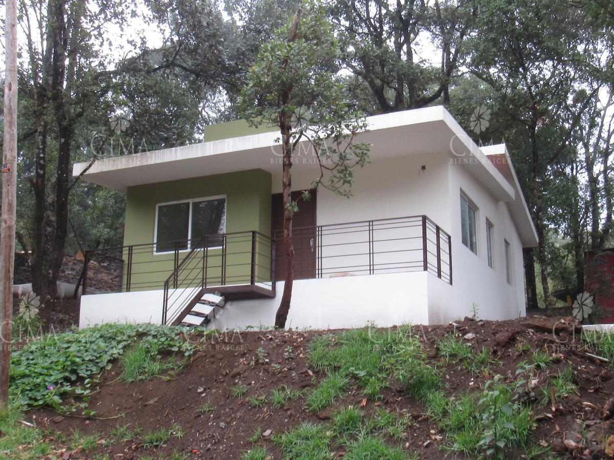 Foto Casa en Renta en  Fraccionamiento San José de La Montaña,  Huitzilac  RENTA CASA DE UN NIVEL FRACC. LA PALMA HUITZILAC R104
