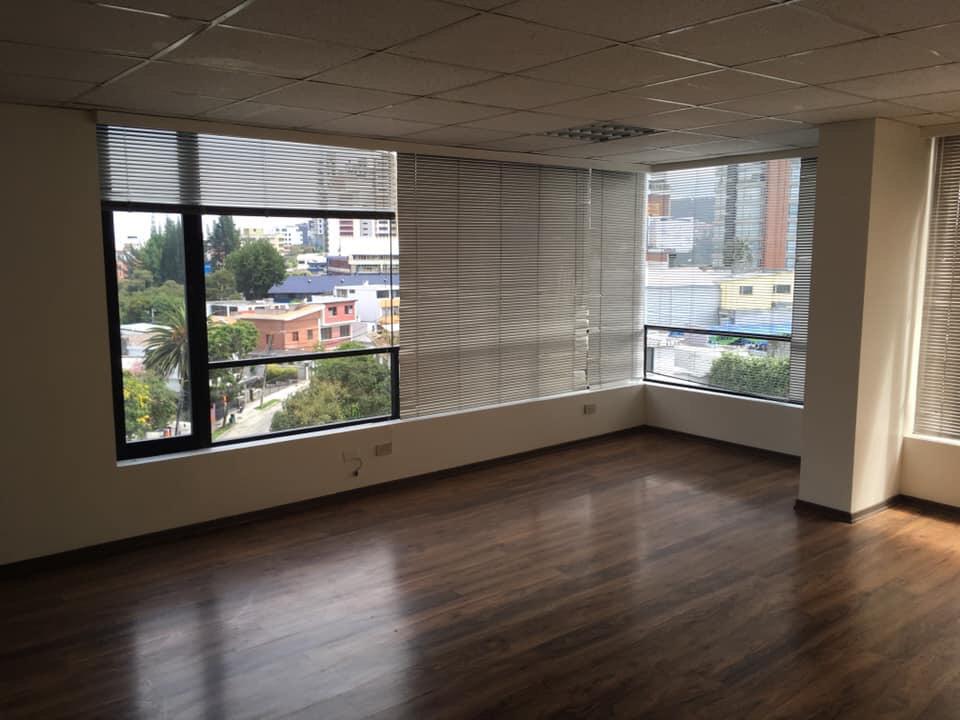 Foto Oficina en Alquiler en  Centro Norte,  Quito  QUITO, RENTA Y/O VENTA LINDAS OFICINAS GONZALEZ SUAREZ MS