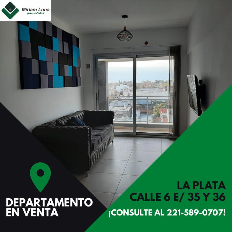 Foto Departamento en Venta en  La Plata ,  G.B.A. Zona Sur  6 e/ 35 y 36
