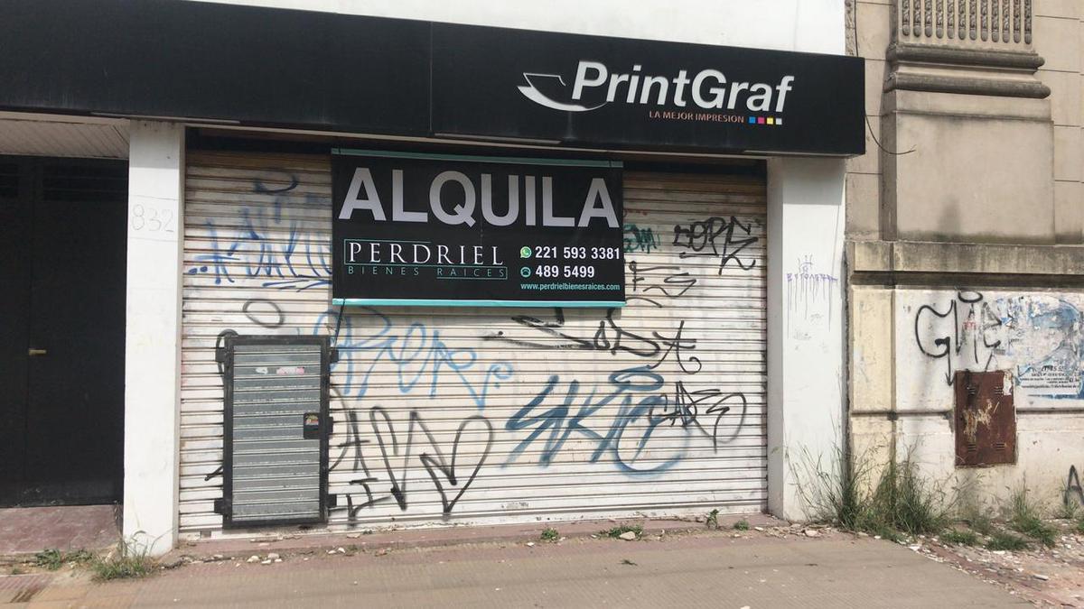 Foto Local en Alquiler en  Microcentro,  La Plata  60 e/ 11 y 12