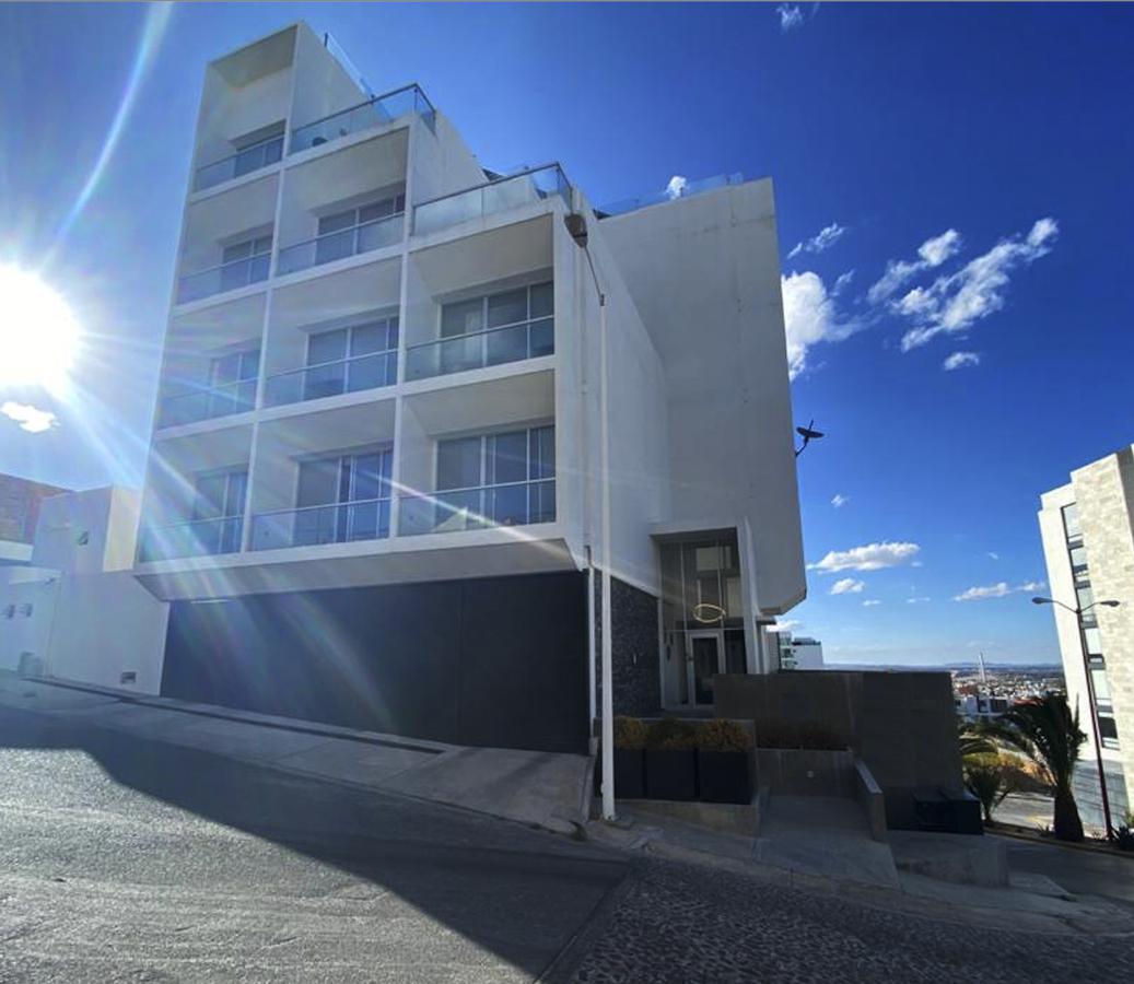 Foto Departamento en Renta en  Lomas del Tecnológico,  San Luis Potosí  DEPARTAMENTO EN RENTA  EN LOMAS DEL TEC, SAN LUIS POTOSI