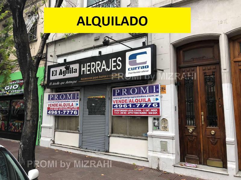 Foto Local en Alquiler |  en  Almagro ,  Capital Federal  Av. Corrientes al 4901